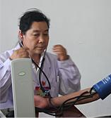 范云荣:义诊时尽量使用物理检查