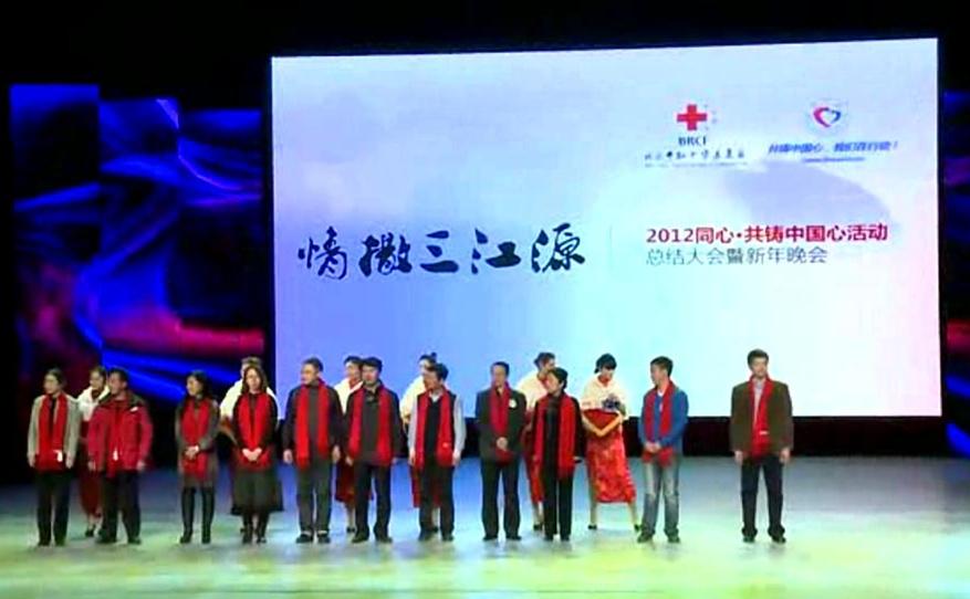 共铸中国心总结大会2012