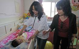 """""""六一节""""共铸中国心关爱郊区儿童"""